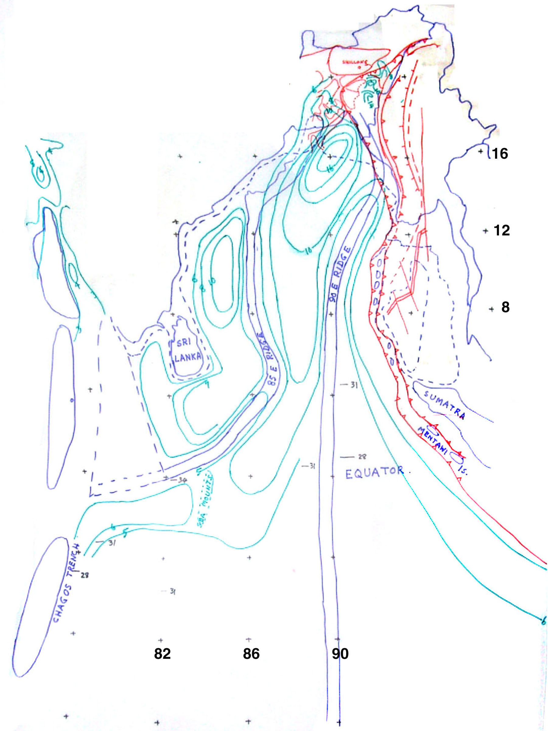 Impact of gravity and other geophysical data on the geology